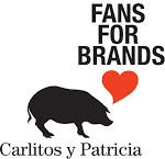 carlitos y patricia fans for brands