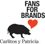 carlitos y patricia fans for brands
